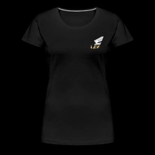 LAW Snapback - Frauen Premium T-Shirt