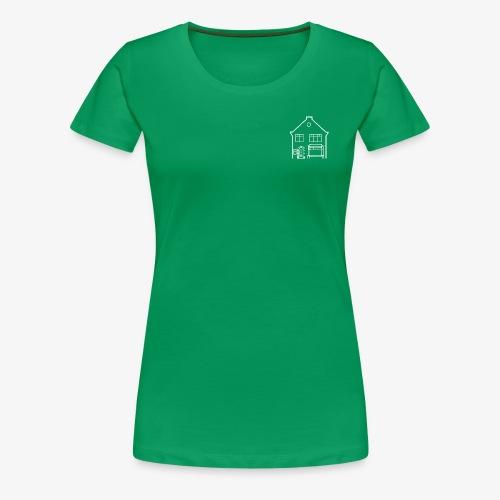 Le Pastorie - Vrouwen Premium T-shirt
