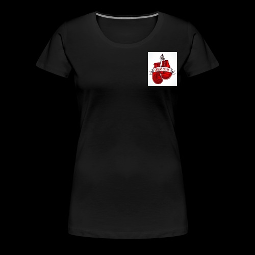 the boxing one - Women's Premium T-Shirt