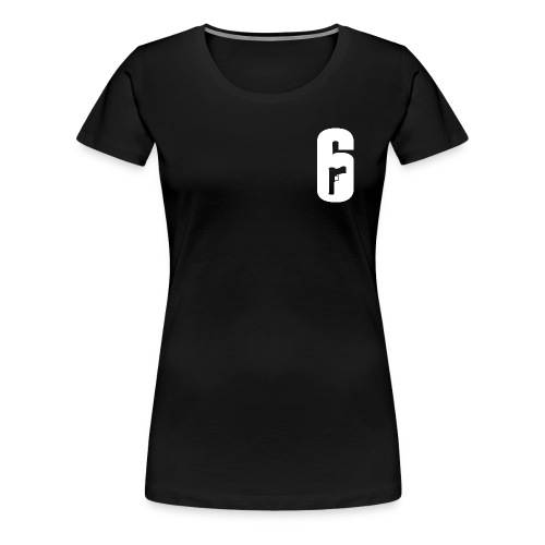 Rainbow Six Siege Pro League Merch - Frauen Premium T-Shirt