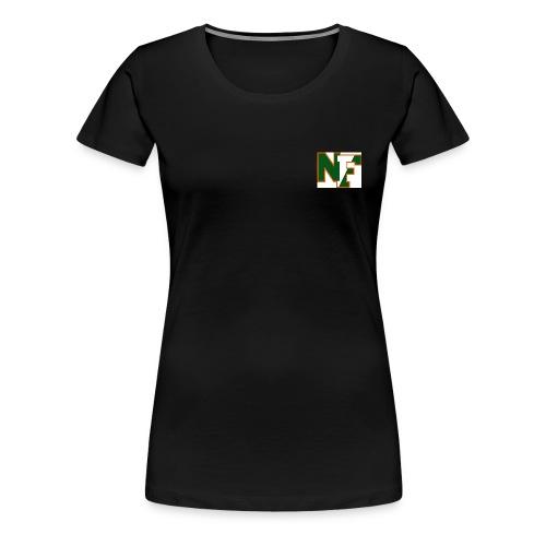 helmlogo - Frauen Premium T-Shirt