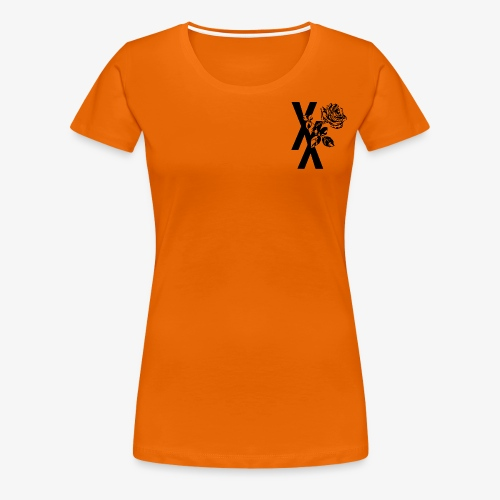 EST19XX ROSE - Vrouwen Premium T-shirt