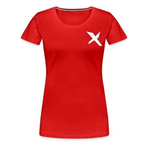 X-v02 - Camiseta premium mujer