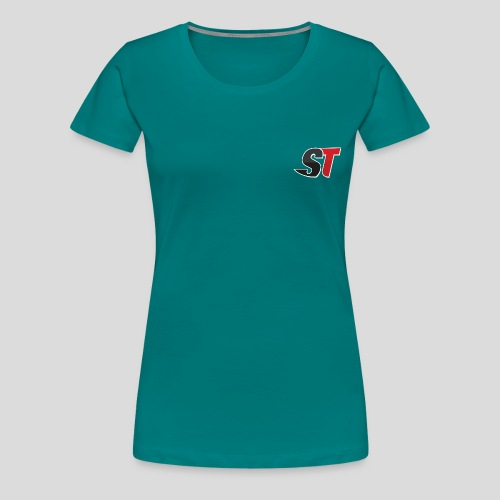 solotechbig - T-shirt Premium Femme
