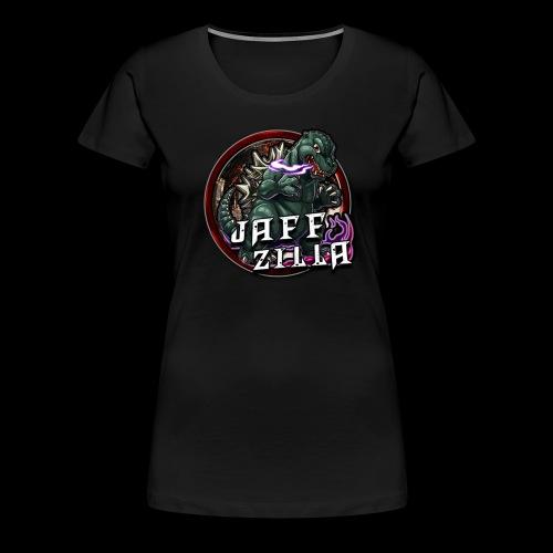 jaff logo - Women's Premium T-Shirt