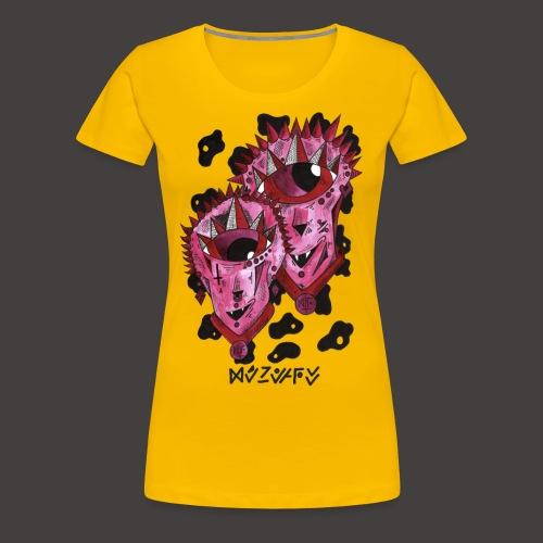 Gemeaux original - T-shirt Premium Femme