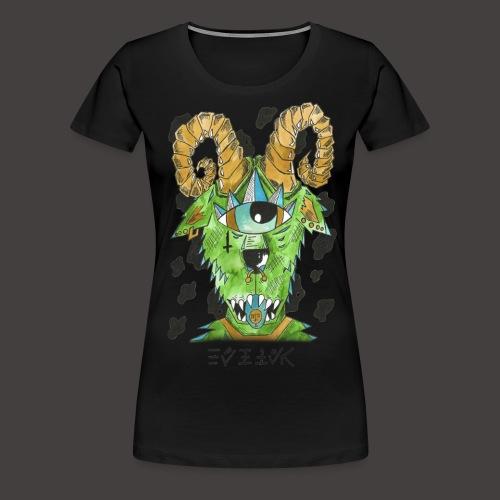 Belier original - T-shirt Premium Femme