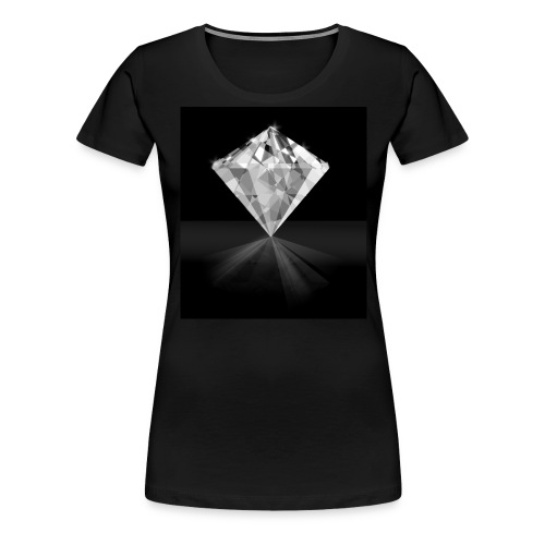 Diamant - Frauen Premium T-Shirt