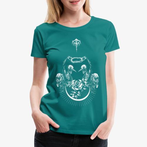Nocturn design 2 - T-shirt Premium Femme