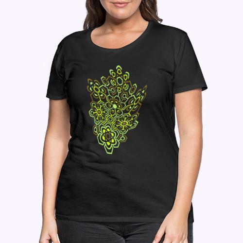 LectroMaze Warped - Camiseta premium mujer