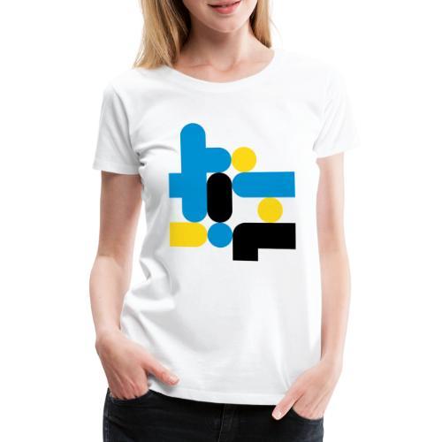BDD 3 - Frauen Premium T-Shirt