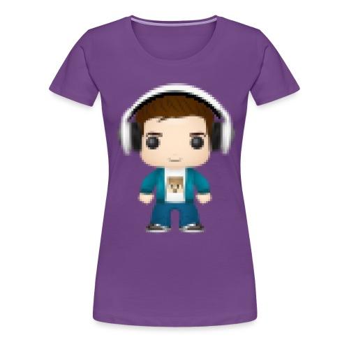 NiallBobbyJoe Avatar - Women's Premium T-Shirt