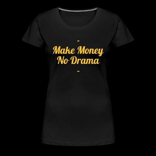 Prototype Edition printfile front - T-shirt Premium Femme