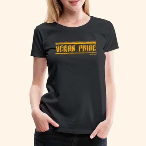 Vegan Pride - Women's Premium T-Shirt