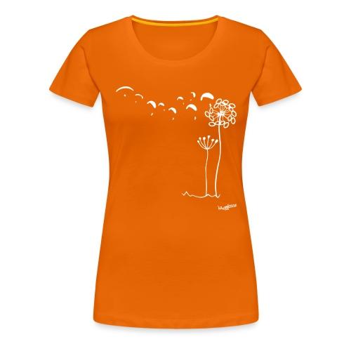 Pusteblume - Frauen Premium T-Shirt