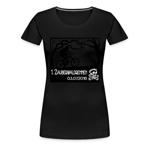 t-shirt vorlage1 - Frauen Premium T-Shirt