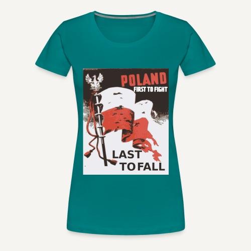 ftf - Koszulka damska Premium