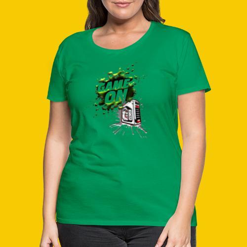 GAMEONE - T-shirt Premium Femme