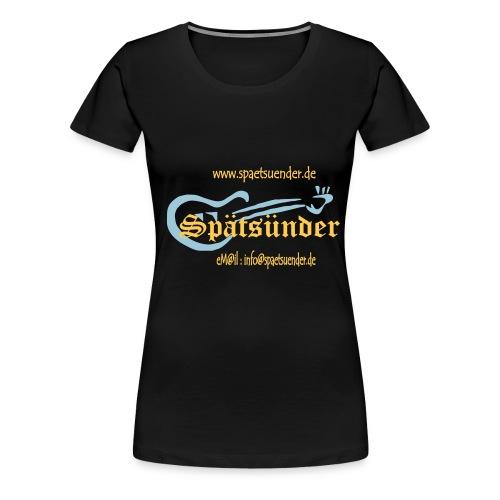 spaetsuenderonline - Frauen Premium T-Shirt