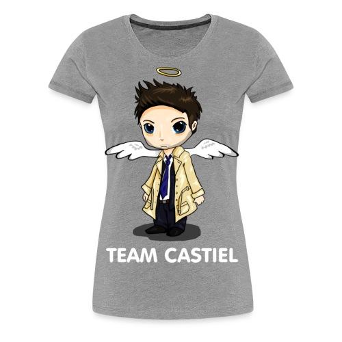Team Castiel (dark) - Women's Premium T-Shirt