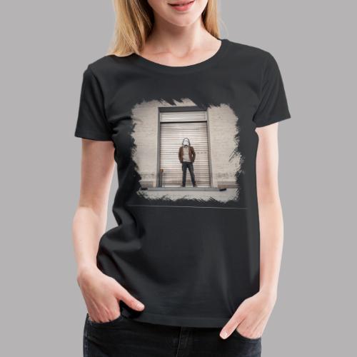 TrooperMan - Frauen Premium T-Shirt