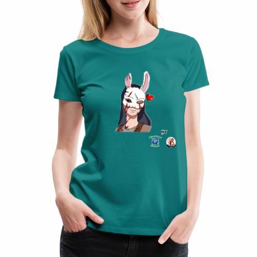 Huntress Love - Maglietta Premium da donna