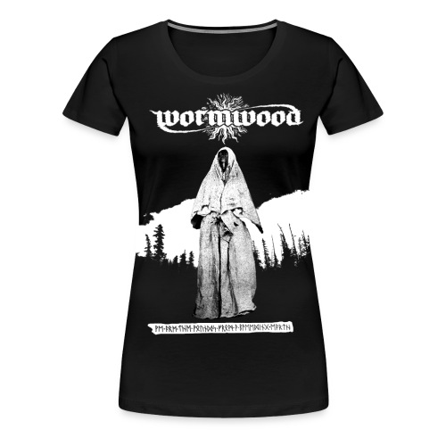 Women's Witch Print - Women's Premium T-Shirt