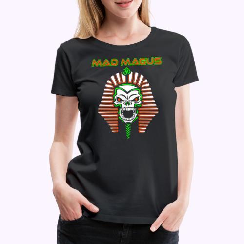 camisa de mago loco - Camiseta premium mujer