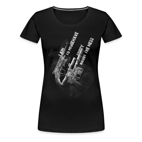 Space Cowboys - Frauen Premium T-Shirt