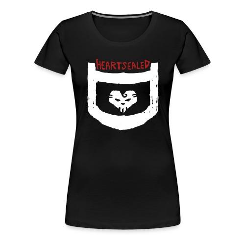 heartsealed - Camiseta premium mujer