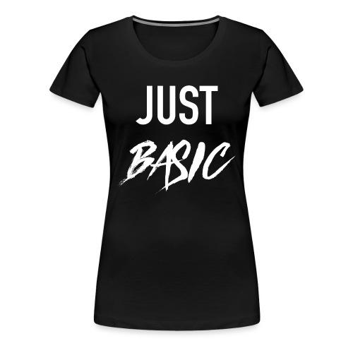 Just Basic - Frauen Premium T-Shirt