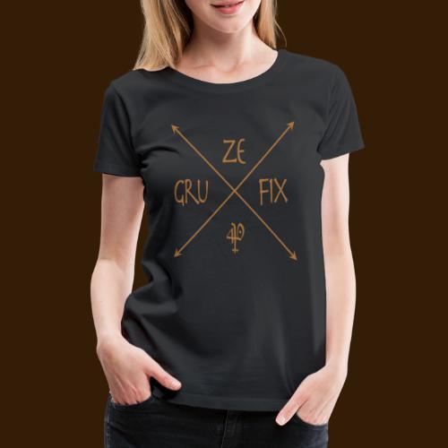 GruZeFix FP - Frauen Premium T-Shirt