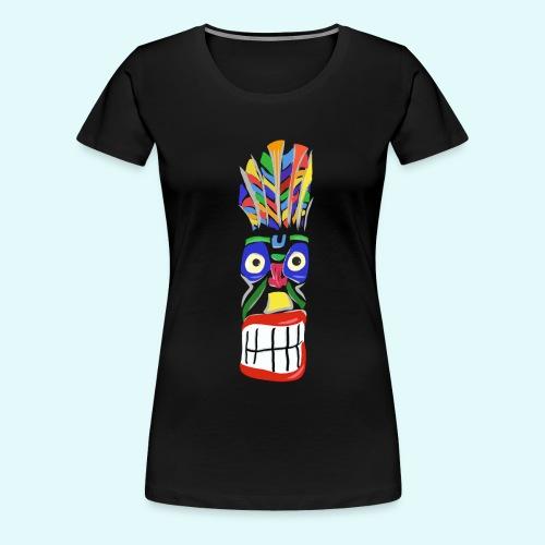 Voodoo Marterpfahl - Frauen Premium T-Shirt