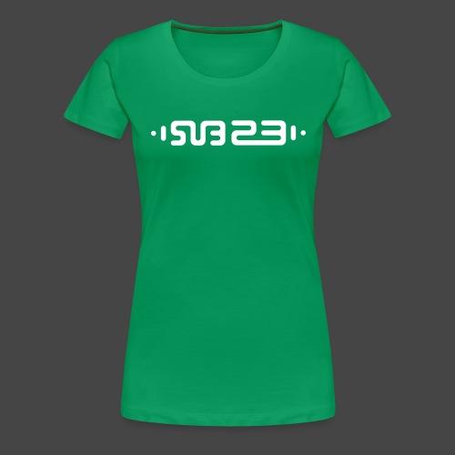 SUBCULTURE 23 - Maglietta Premium da donna