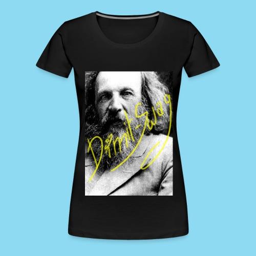 TS DIMITSWAG - T-shirt Premium Femme