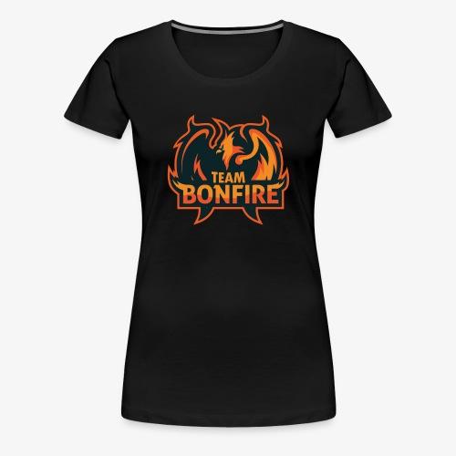 NewTeamBonfire - Frauen Premium T-Shirt