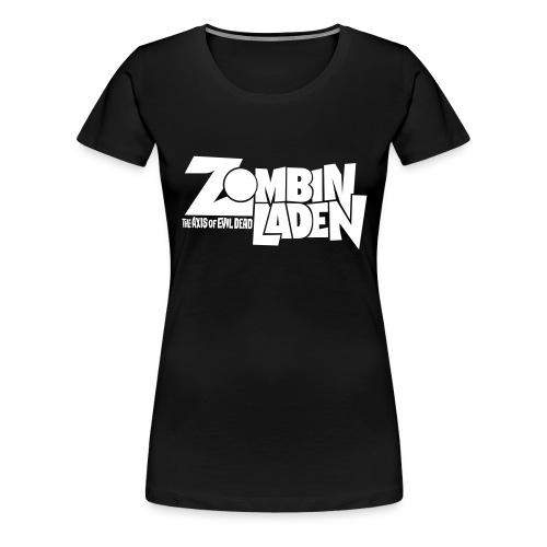 motif zombinladen v2 - T-shirt Premium Femme
