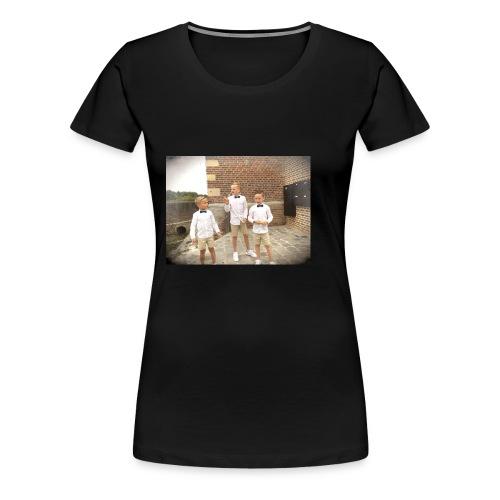 bane - Vrouwen Premium T-shirt