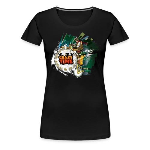 teeshirt TM blanc png - T-shirt Premium Femme