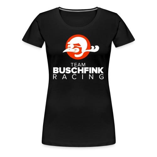 Team Buschfink Logo On Dark - Women's Premium T-Shirt