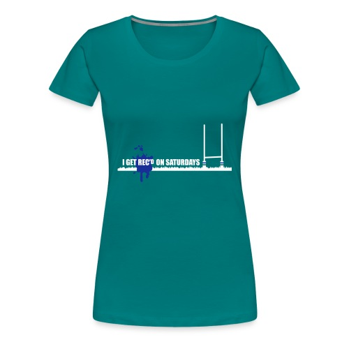 Rec d W 1 - Women's Premium T-Shirt
