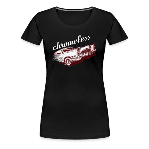 CHROMELESS 1965 - Frauen Premium T-Shirt