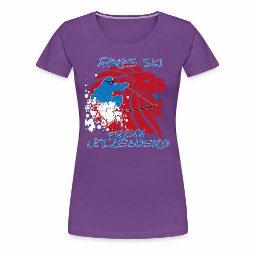 asfl2016 - Frauen Premium T-Shirt