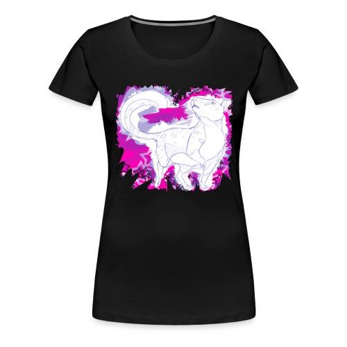 Baumnutria - Frauen Premium T-Shirt