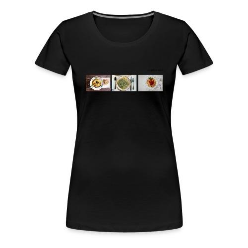 spagettye - Frauen Premium T-Shirt