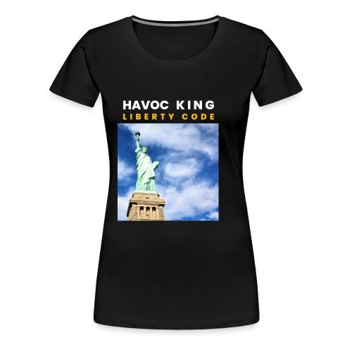 Havoc King Cover - Frauen Premium T-Shirt
