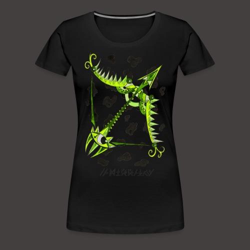 Sagittaire original - T-shirt Premium Femme