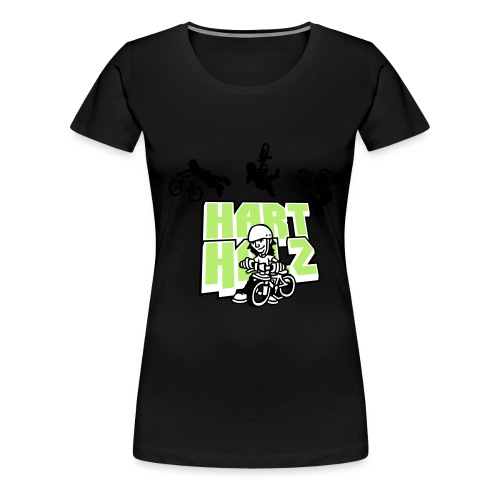 Dirtwarrior - Frauen Premium T-Shirt