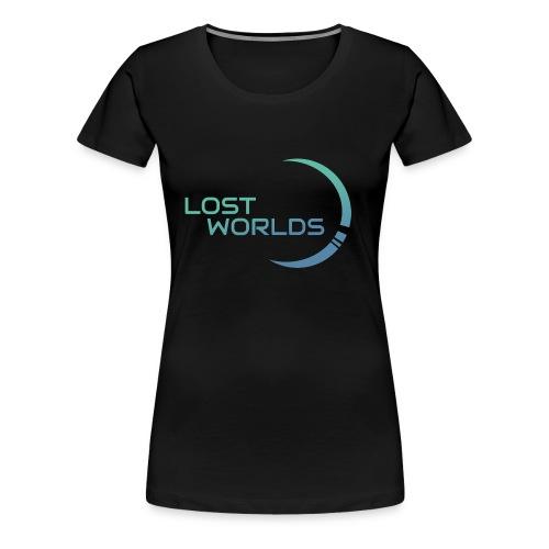 Lost Worlds - Frauen Premium T-Shirt