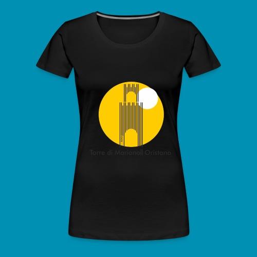 Torre di Mariano Oristano - Maglietta Premium da donna